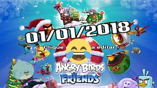 Angry Birds Friends - Santacoal e Candyclaus - Angry Birds Nest Brasil
