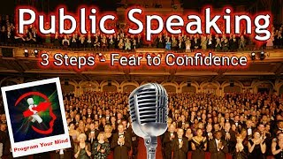 How to Overcome the Fear of Public Speaking | VED | [in Hindi]