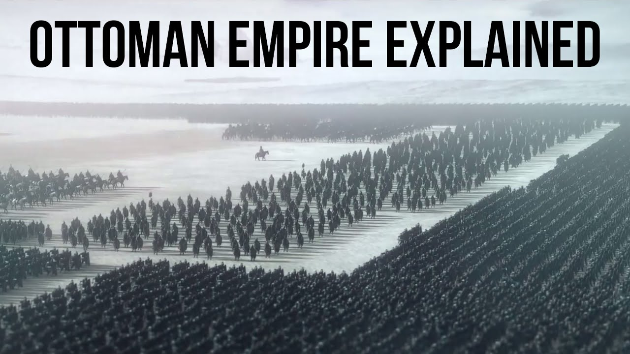 The Entire History of Ottoman Empire Explained in 7 Minutes