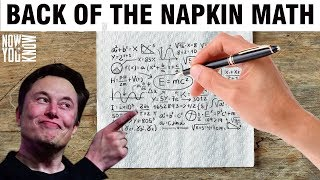 Back of the Napkin Math | In Depth