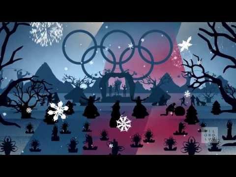 Pilobolus + USOC: 100 Days to Sochi