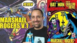Lendas do Cavaleiro das Trevas - Marshall Rogers 1 [review]