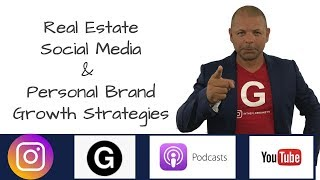 DAILY G  #5 - The Absolute fool proof strategies to grow your Agent Social Media presence in 2020.