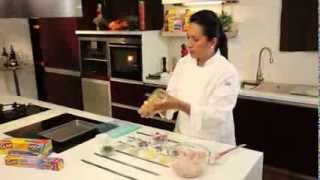 Roast Chicken With Garlic And Lemon Grass With Chef Jill