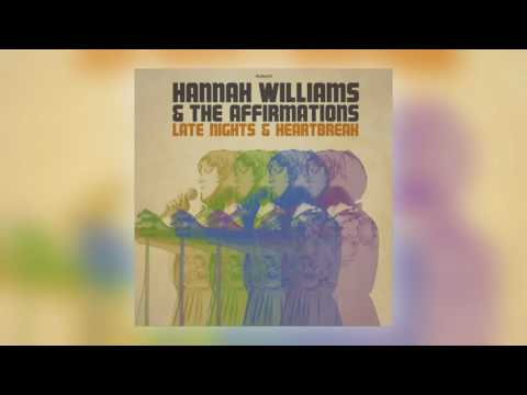ALBUM: Hannah Williams & The Affirmations - Late Nights &...