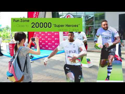 HSBC Rugby Sevens Singapore