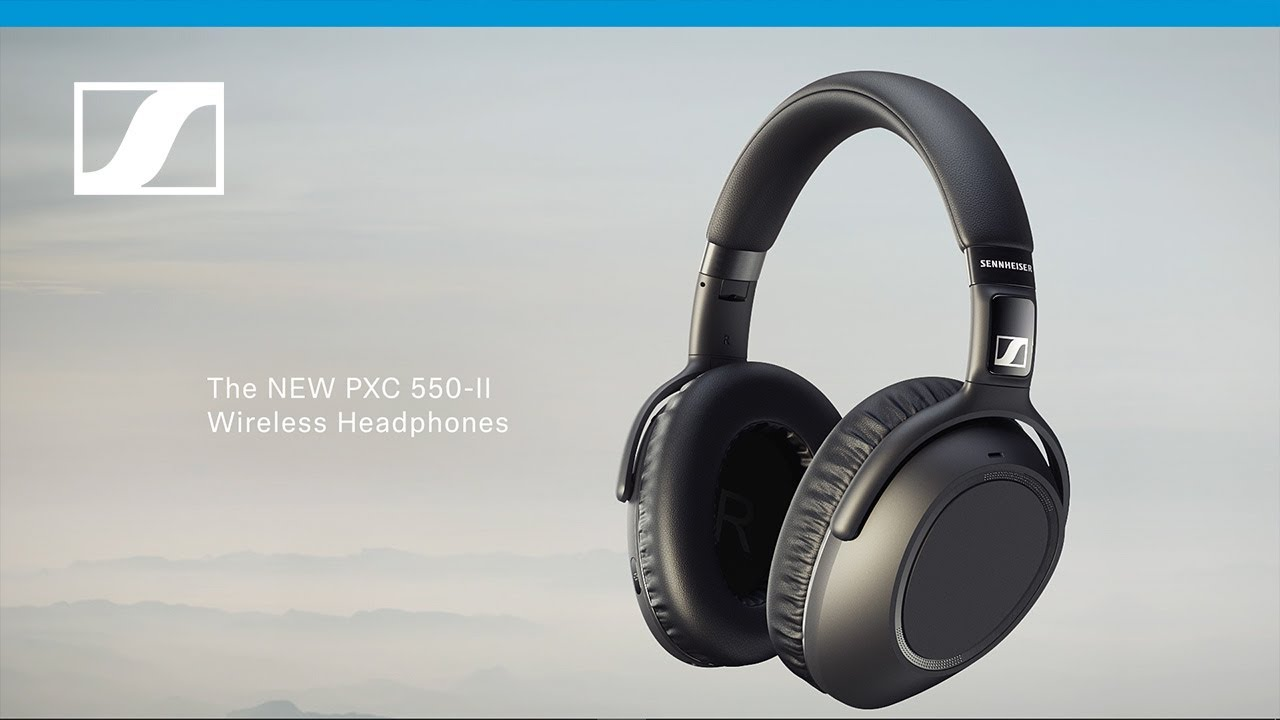 PXC 550-II Wireless Headphones // Black video thumbnail
