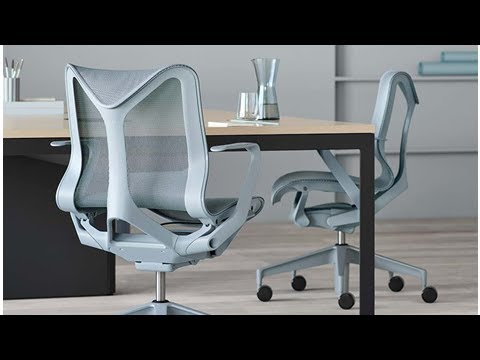 Herman Miller Unveils The Cosm Office Chair
