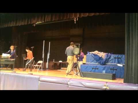 Bunger Middle School 7th Grade Talent Show