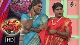 Chammak Chandra Performance – Extra Jabardasth - 2nd September 2016  – ETV  Telugu