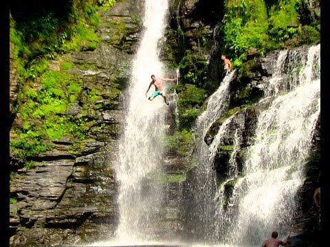 Extreme Adventurer, Costa Rica Waterfall Tours most extreme adventure!