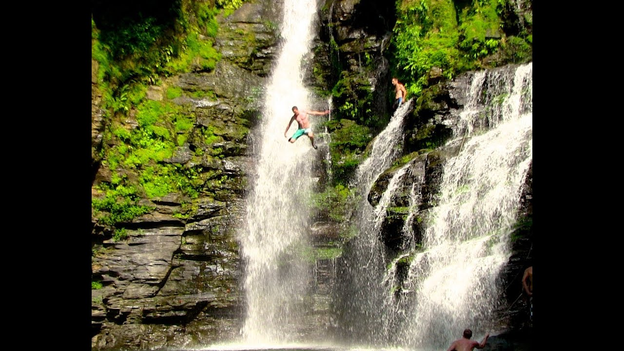 Extreme Adventurer Costa Rica Waterfall Tours Most Adventure