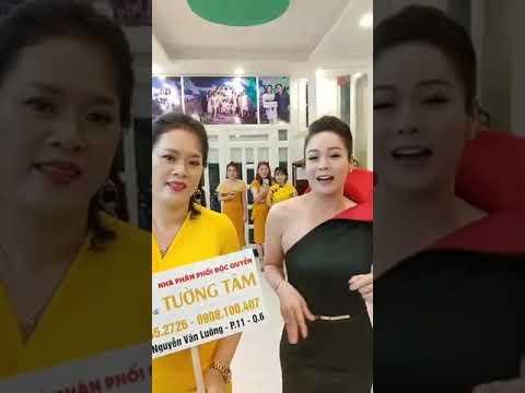 Nhật Kim Anh khai trương nhà phân phối mỹ phẩm laura sunshine