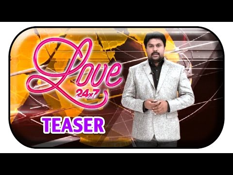 Love 24x7 Malayalam Movie Official Teaser | Dileep | Nikila Vimal | Sreebala K Menon |  Bijibal