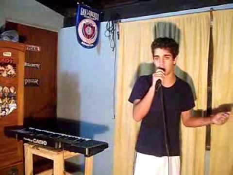 Regresa a mi cover - Il Divo (Vocal Cover by Matias Rocca)