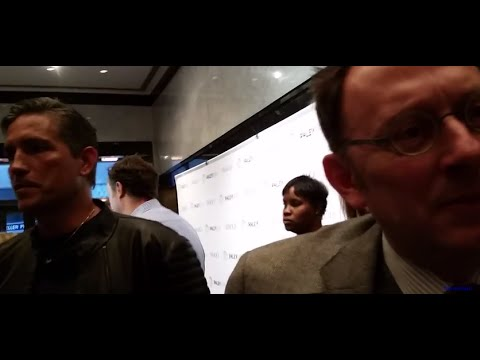 Person of Interest Paley Center Red Carpet 2015