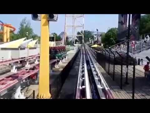 Top 10 Cedar Point Roller Coasters