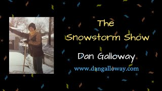 The Snowstorm Show - Dan Galloway | Motivational Speaker | Entertainer