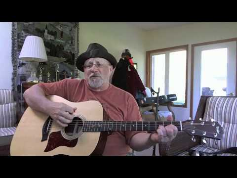 797 - In The Summertime - Mungo Jerry - acoustic cover by George Possley
