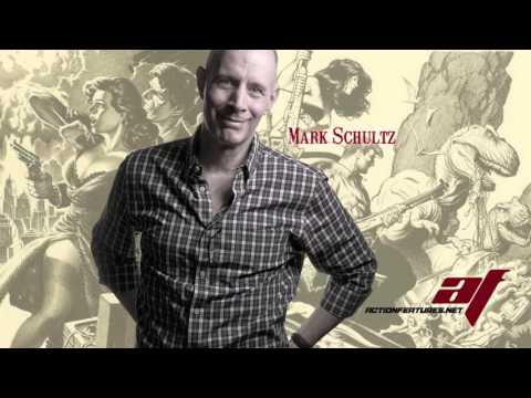 Action Features Podcast Mark Schultz Interview Comic Creator Cadillacs Dinosaurs Xenozoic Tales 84