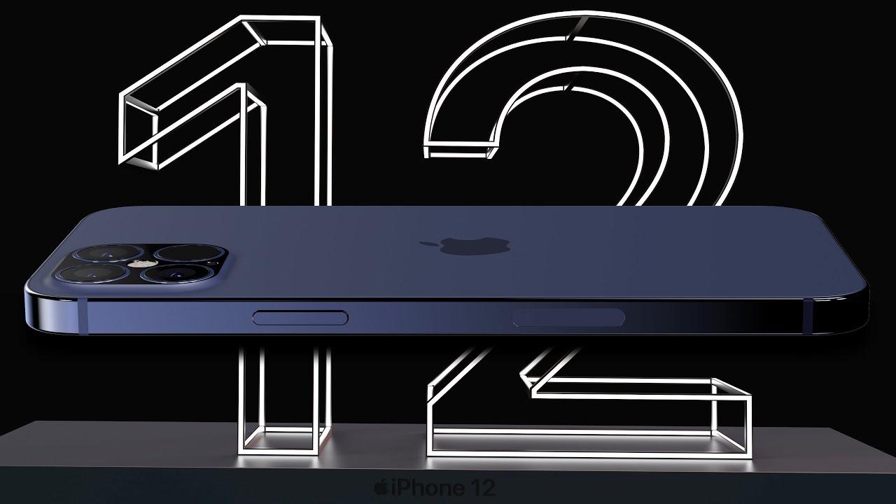 iPhone 12 sẽ có cạnh góc cạnh hơn thay vì bo tròn