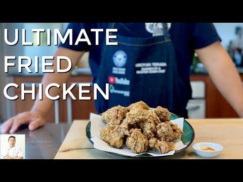 Chicken Tatsuta | World's Ultimate Fried Chicken