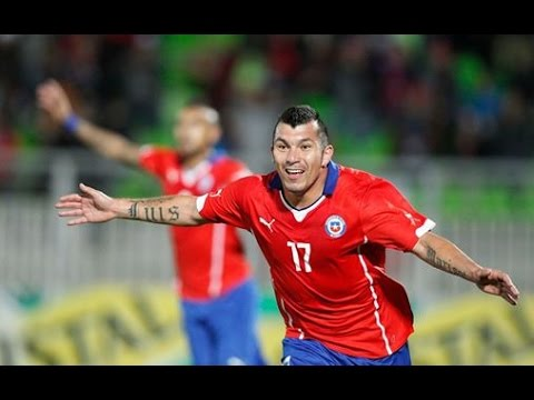 Chile 3 - 0 Perú | Amistoso 2014