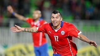 Chile 3 - 0 Perú | Amistoso 2014