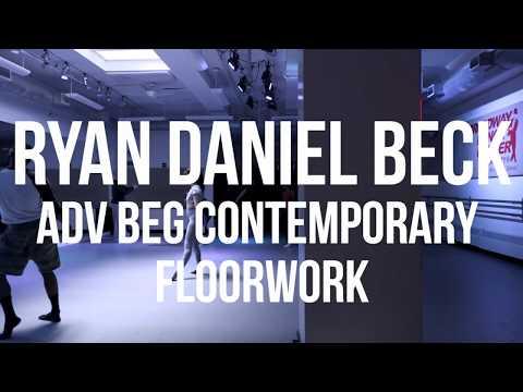 Ryan Daniel Beck | Cardigan - Croquet Club | Contemporary Floorwork | #bdcnyc