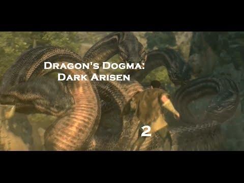 Dragon's Dogma Pt 2: Harbinger of Destruction/Newly Arisen