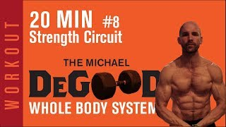 Workout: Strength Circuit