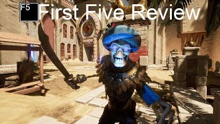City of Brass Review: First Five (Video Game Video Review)