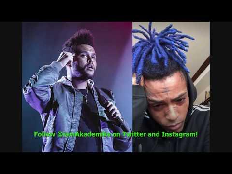 The Weeknd cosigns xxxtentacion