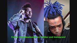 "The Weeknd cosigns xxxtentacion ""?"" album. Its Projected to sell 125K first week."