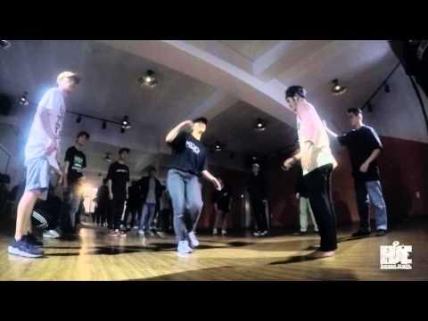 House Train vol.10  DJ HOLY (HOUSE DANCE PRACTICE JAM SESSION)
