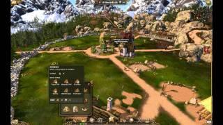 Settlers 7 Gameplay HD