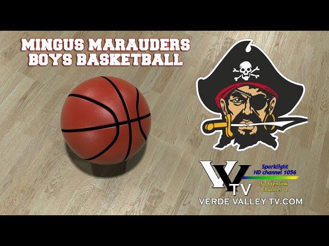Feb 26: Mingus Varsity Boys Basketball vs Lee Williams