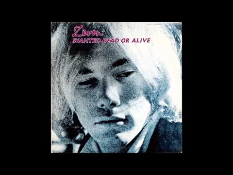 Warren Zevon - Wanted Dead Or Alive (1969)