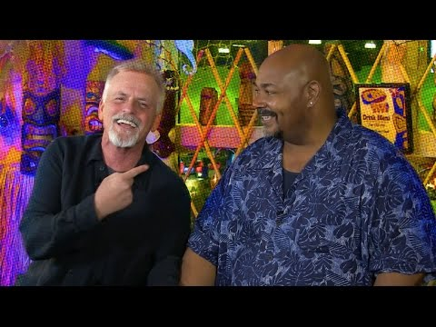 Rob Paulsen and Kevin Michael Richardson on TEENAGE MUTANT NINJA TURTLES' Animated '80s Crossover