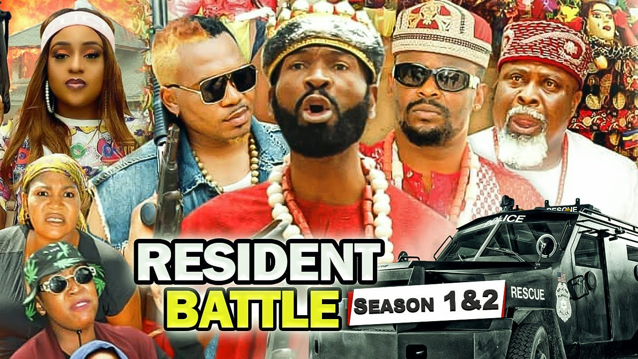 Download ZUBBY MICHEAL RESIDENT BATTLE SEASON 1&2 {NEW ACTION MOVIE} Nigerian movies 2021 latest full movies