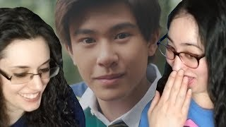 9x9 | ผู้โชคดี (The Lucky One) : LYRICS MUSIC VIDEO OST. Great Men Academy Reaction