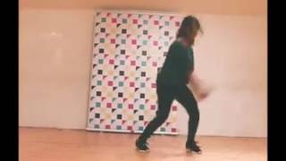 super dance by the girl