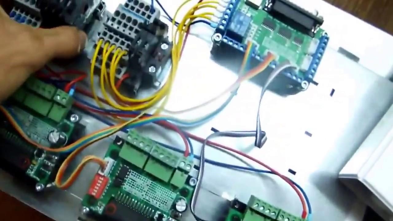 Электроника для чпу станок своими руками