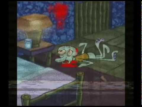 Spongebob Squarepants - Red Mist the Lost Episode (FULL)