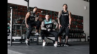 Getting Lift in With the Homies