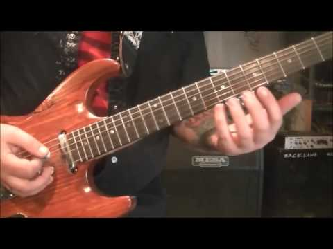 How To Play Hush Hush By Pistol Annies On Guitar By Mike Gross Youtube