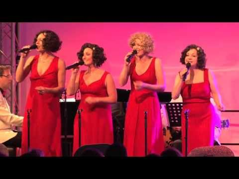 Munich Swing Orchestra & The Funny Valentines – Live in Concert 19 09 2013 –  Sing Sing Sing