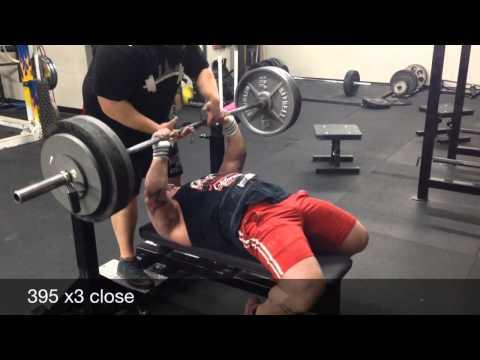 Robb Philippus Powerlifting