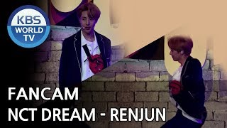[FOCUSED] NCT Dream's RENJUN - We Go Up [Music Bank / 2018.08.31]