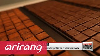 Eating dark chocolate during pregnancy can bring health benefits